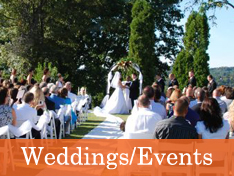 Weddings/Events
