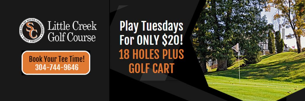 Tuesday Golf $20